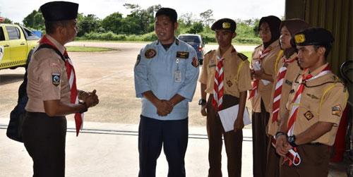 Sumber Kepala Penerangan Pangkaan TNI AU Supadio