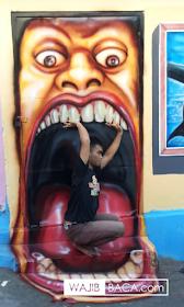Kampung Tridi Malang . Kampung Unik Yang Jadi Destinasi Wisata Baru Di Malang