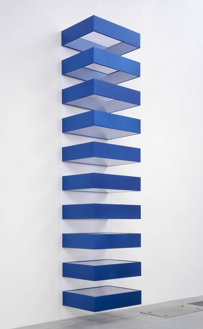 Donald Judd 1928-1994 | Minimalist Art Movement