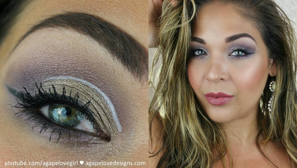 Full Face Rimmel London Makeup Tutorial