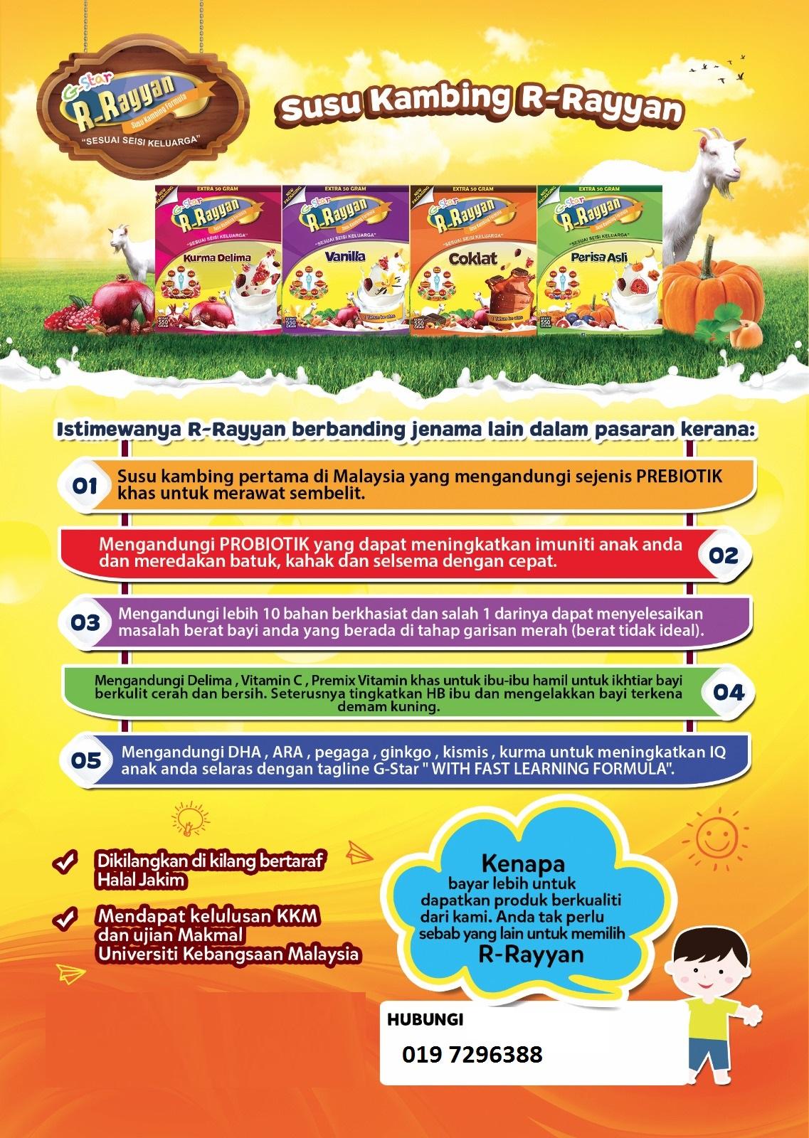 Nutrisi untuk Menaikkan Berat Badan Anak