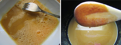Tarta cremosa de chocolate blanco y café (Siempredulces) - Elaboración Paso 5