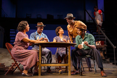 CT Theater Review: Seven Guitars -- Yale Rep