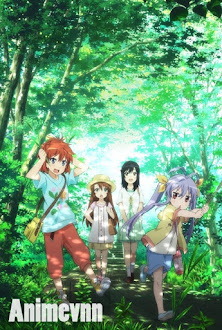 Non Non Biyori Repeat - Non Non Biyori Second Season 2015 Poster