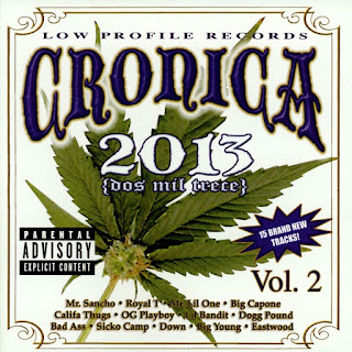 Various Artists - Cronica 2013: Vol.2 (2004)