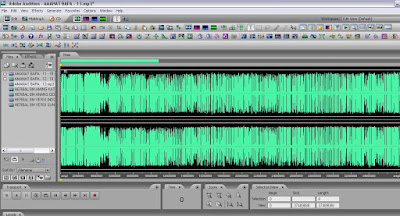 Tutorial Adobe Audition Cara membuat Shortcut dengan keinginan sendiri