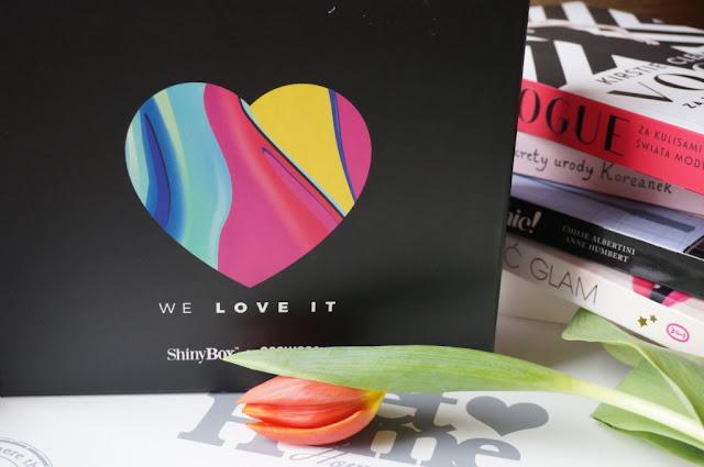 We Love It - lutowa edycja ShinyBox