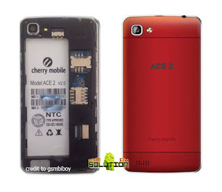 Cherry Mobile Ace 2 V2.0 firmware