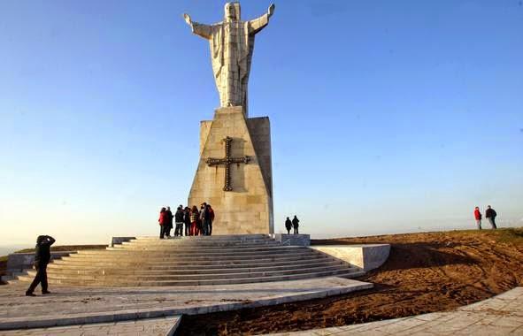 El Cristo del Naranco en Oviedo