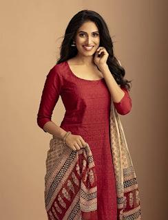 Indian Girl Ananya Ramaprasad Pictureshoot Gallery (6)