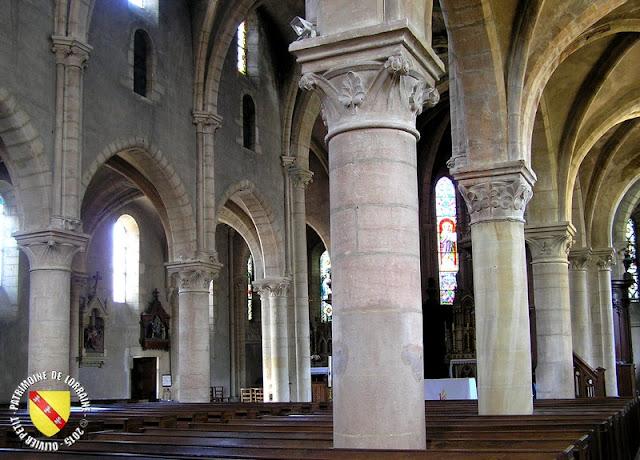 GORZE (57) - Eglise Saint-Etienne (Intérieur)