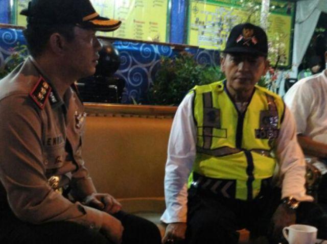 Habib Luthfi dan Gus Dur Perintahkan Banser Jaga Gereja dengan Niat Jaga Keamanan Indonesia