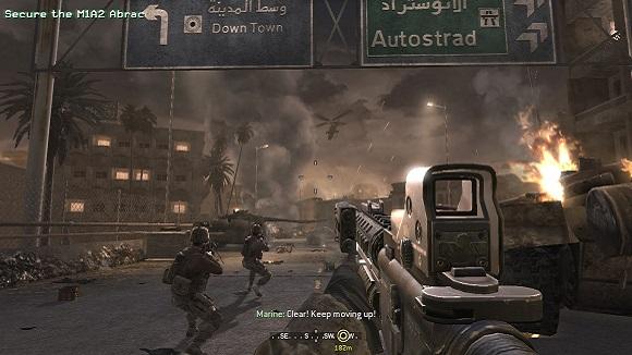 Download Call of Duty 4 Modern Warfare