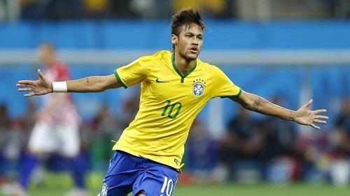 Neymar  vẫn kịp bình phục để tham gia thi đấu cùng đồng đội