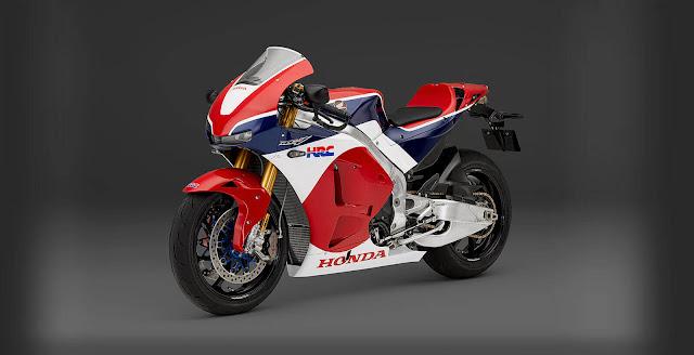 Penasaran berapa sebenarnya harga motor MotoGP,honda rc213v-s,