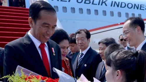 Presiden Jokowi Lirik Alibaba untuk Pariwisata Indonesia