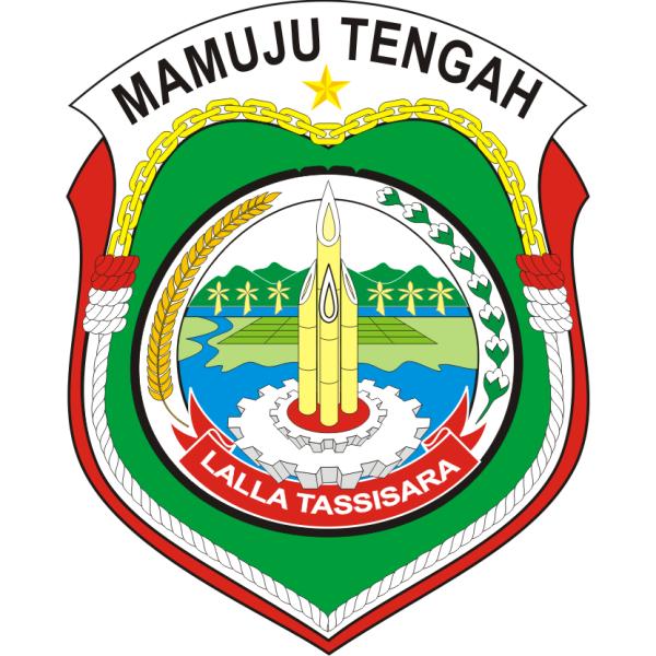 Logo Lambang Kabupaten Mamuju Tengah