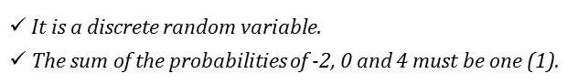 mean of a discrete random variable pdf