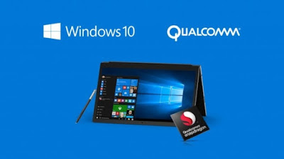 WINDOWS 10 IS COMING TO SNAPDRAGON POWERED DEVICE
