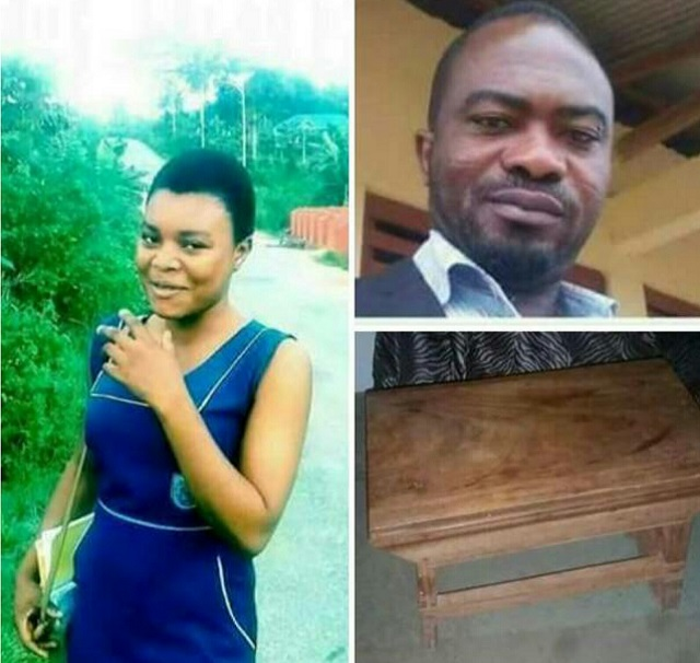 Ghana 'Kitchen stool' tape: Wife of Headmaster finally opens up