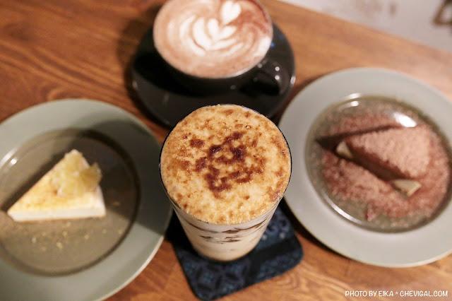 IMG 9601 - 啥!顛覆吧。沒有招牌的超神秘咖啡廳!超酷的黑糖expresso粉粿是深夜限定!