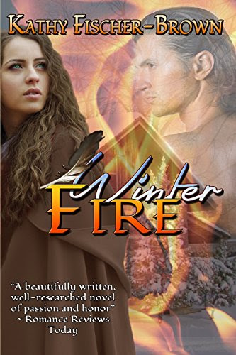"Kathy Fischer-Brown, ""Winter Fire"""