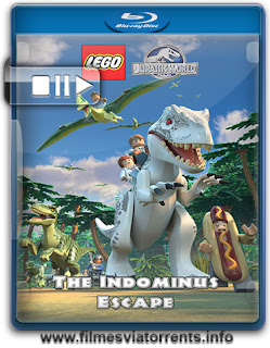 LEGO Jurassic World: A Fuga do Indominus Rex Torrent – BluRay Rip 720p | 1080p Dublado (2016)