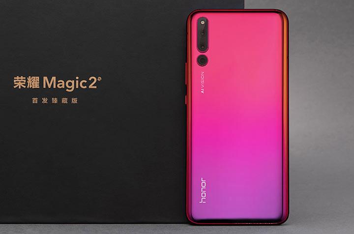 سعر و مواصفات Huawei Honor Magic 2 - بالصور مراجعة هواوي هونر ماجيك 2