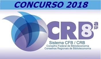 Apostila Concurso CRB 8º Região SP 2018