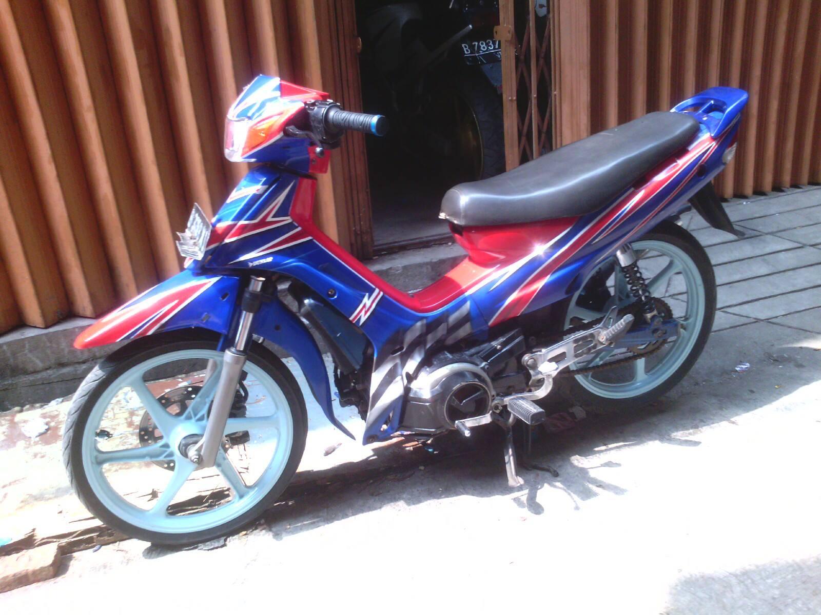 Untuk Mengubah Tampilan Yamaha FIZ R Mu Tetep In Safety Ya Guys