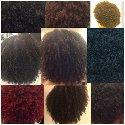 Natural Hair Product Line For Different Curl Patterns