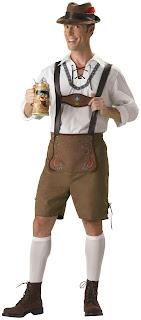 Hansel Elite Costume