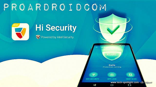 افضل برنامج انتي فيرس للاندرويد Virus Cleaner Hi Security