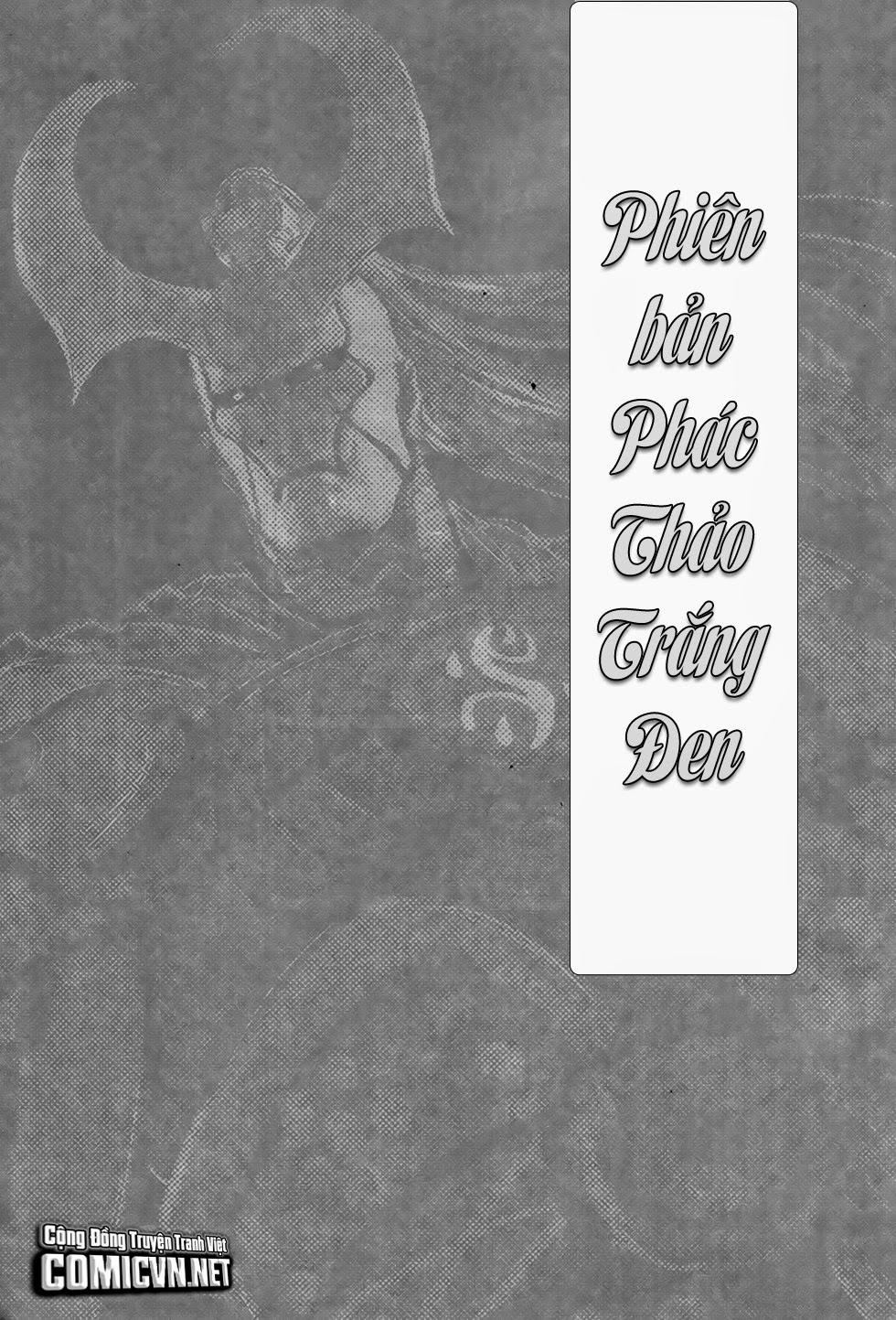 Chiến Phổ chapter 1: chiến thần lan lăng vương trang 4