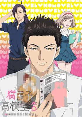 [Review Anime] Fudanshi Koukou Seikatsu