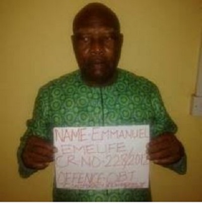 How a Man Defrauded Villagers of N56 Million in Anambra (Photo)