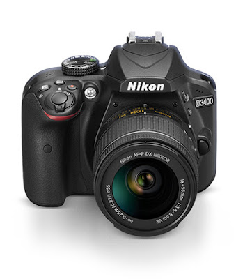 Download Firmware Nikon D3400 DSLR Camera
