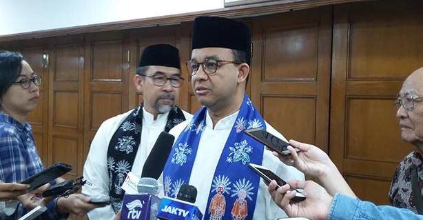 PDIP Wanti-wanti Wagub DKI Baru Jangan Lampaui Anies, Jangan 'Merasa' Gubernur