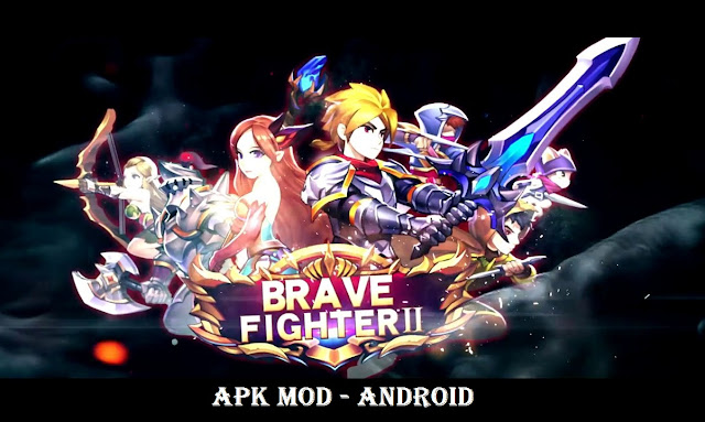 Download Brave Fighter 2 Apk Mod Unlimited Money Gems