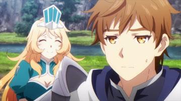 King's Raid: Ishi wo Tsugumono-tachi Episode 16