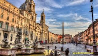Piazza Navona Italia