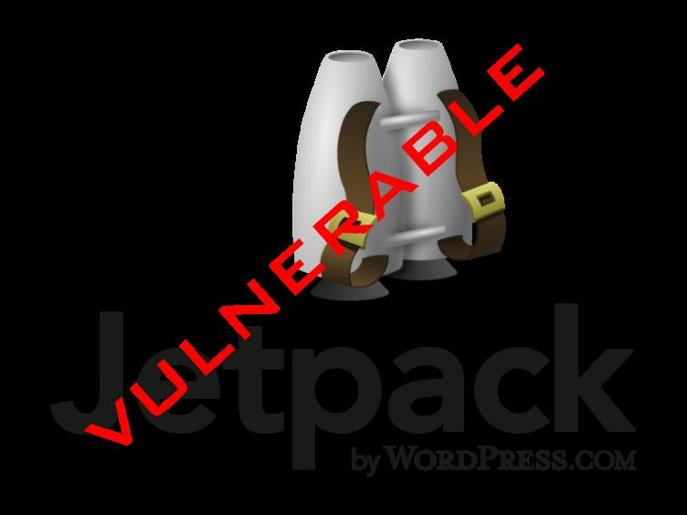 Wordpress Jetpack Plugin Vulnerable to SQL Injection