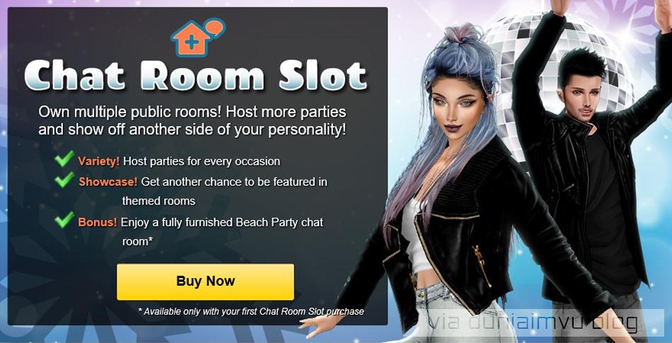 Imvu room slot - Slot aparati mega dzek