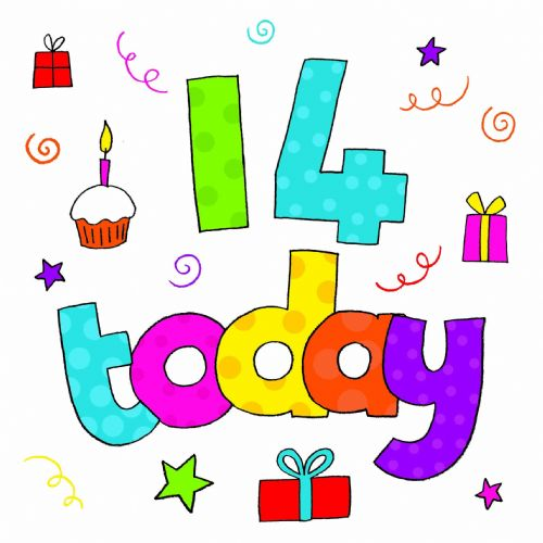 hoera 14 jaar verjaardagsteksten: verjaardagsteksten 14 jaar hoera 14 jaar