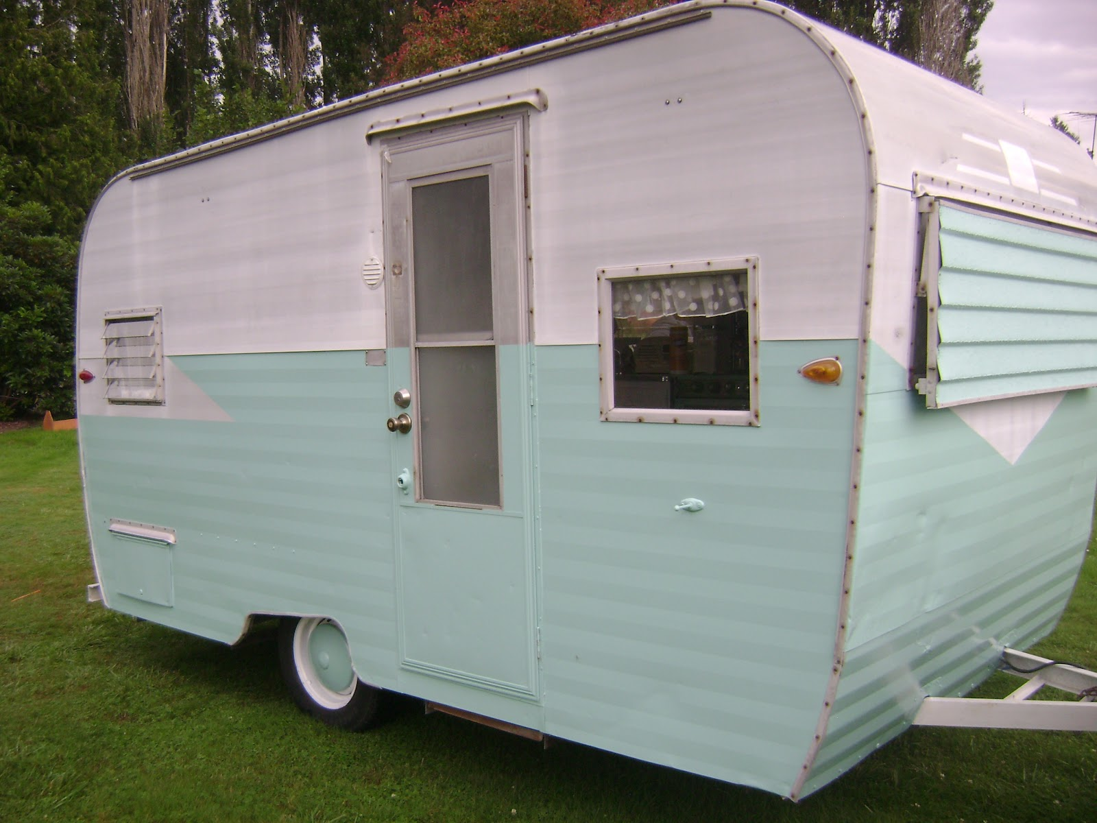 Aladdin Travel Trailer