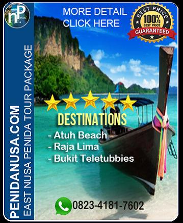 Nusa Penida Tour Package, paket tour nusa penida bagian timur