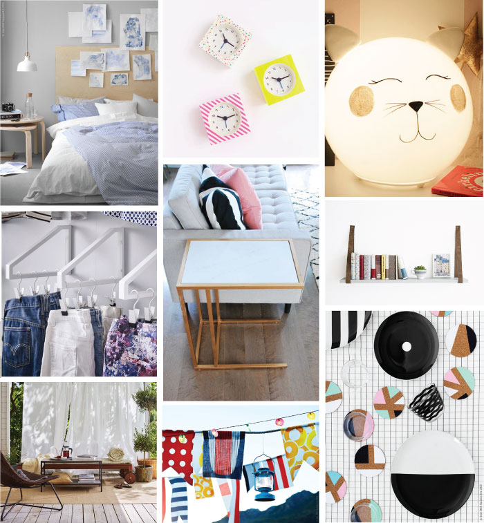 9 new ikea hacks ideas poppytalk. Black Bedroom Furniture Sets. Home Design Ideas