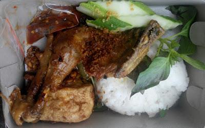Ayam Bakar Pondok Klapa