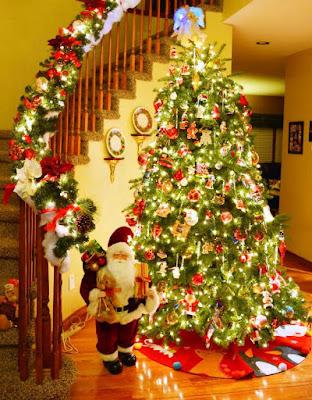 Dekorasi Rumah Untuk Menyambut Natal 80001