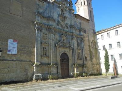 Carrion de los Condes, Camino, Meseta, Jola Stępień